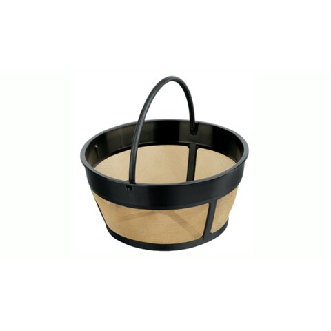 Hamilton Beach 80675 Washable and Reusable Coffee Filter Fits 8-12-cup Coffee Makers - 8-12 cup
