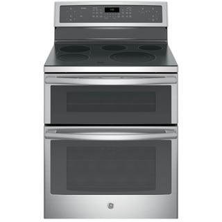 GE Profile 30-inch Free-standing Electric Convection Range with Warming Drawer