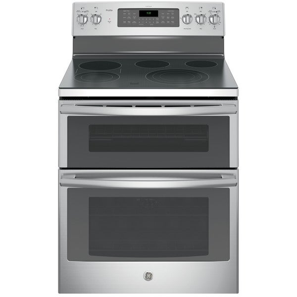 Ge Profile 30 Inch Free Standing Double Oven Convection