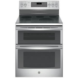 GE Profile 30-inch Free-standing Double Oven Convection Range