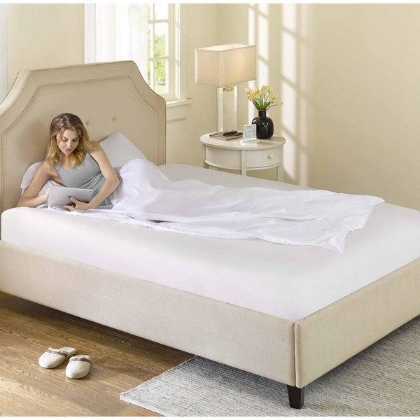 Bed Guardian by Sleep Philosophy Sleep Sack Treated with 3M Scotchgard