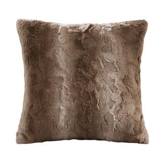 Pine Canopy Ashley Fax Fur Throw Pillow