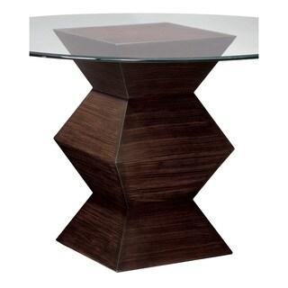 Sterling Hohner Zebrano Base Table