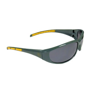 NCAA Baylor Bears Wrap 3-dot Sunglasses