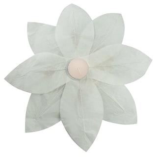 Floating Lotus Lanterns White (6 Count)