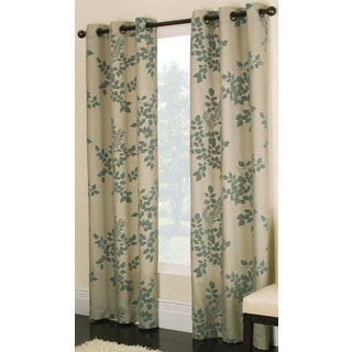 Miller Curtains Simsbury Grommet 95-inch Curtain Panel