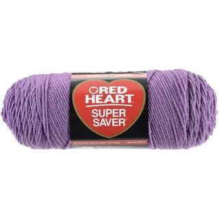 Red Heart Super Saver YarnMedium Purple