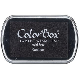ColorBox Pigment Ink PadChestnut Brown
