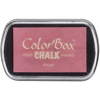 ColorBox Fluid Chalk Ink PadRouge