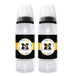 Missouri Tigers 2-piece Baby Bottle Set