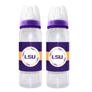 Louisiana State Tigers 2-piece Baby Bottle Set