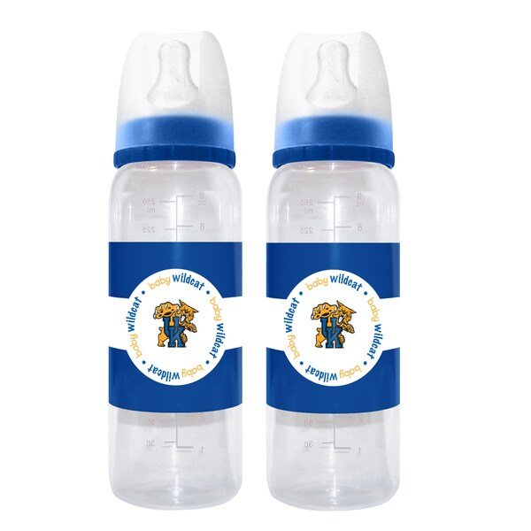 Kentucky Wildcats 2-piece Baby Bottle Set