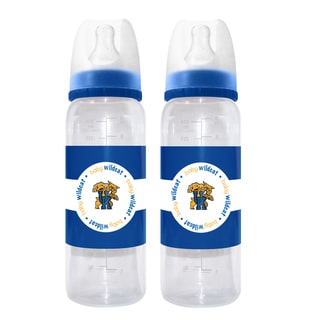 Kentucky Wildcats 2-piece Baby Bottle Set