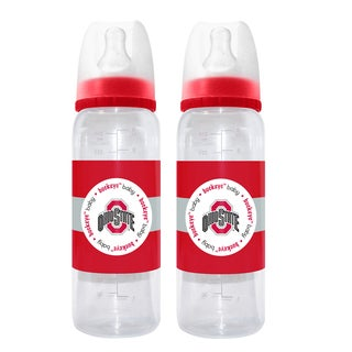 Ohio State Buckeyes 2-piece Baby Bottle Set