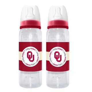 Oklahoma Sooners 2-piece Baby Bottle Set