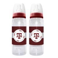 Texas AM Aggies 2-piece Baby Bottle Set