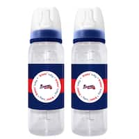 Atlanta Braves 2-piece Baby Bottle Set