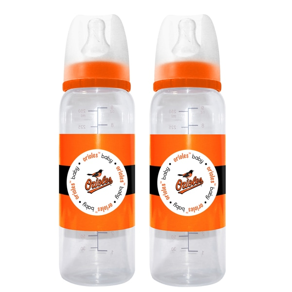 Baltimore Orioles 2-piece Baby Bottle Set