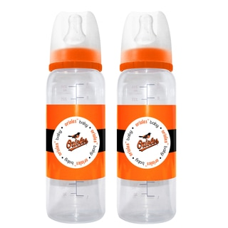 Baltimore Orioles 2-piece Baby Bottle Set