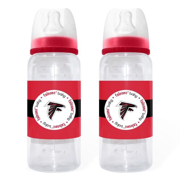 Atlanta Falcons 2-piece Baby Bottle Set
