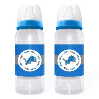 Detroit Lions 2-piece Baby Bottle Set