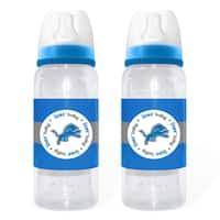 Detroit Lions 2-piece Baby Bottle Set