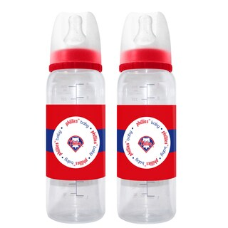 Philadelphia Phillies 2-piece Baby Bottle Set
