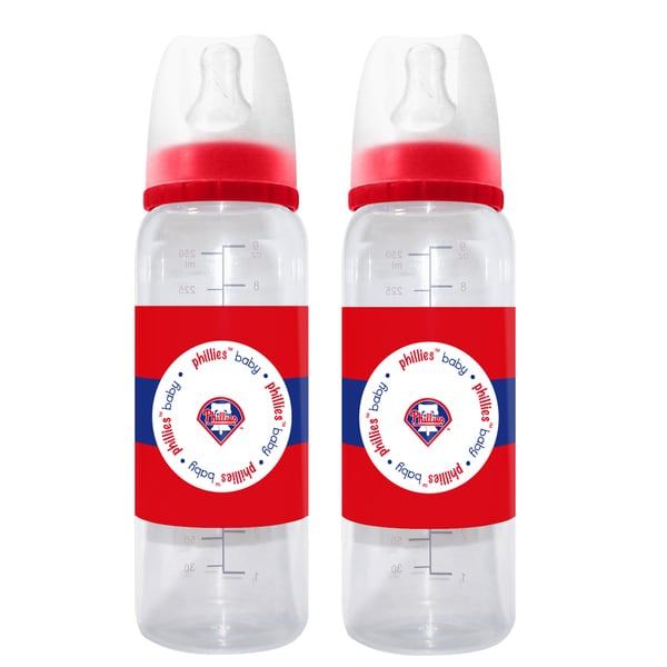 Philadelphia Phillies 2-piece Baby Bottle Set