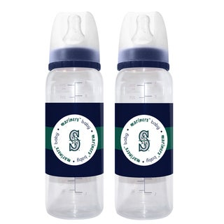 Seattle Mariners 2-piece Baby Bottle Set