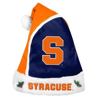 Syracuse Orangemen 2015 NCAA Polyester Santa Hat