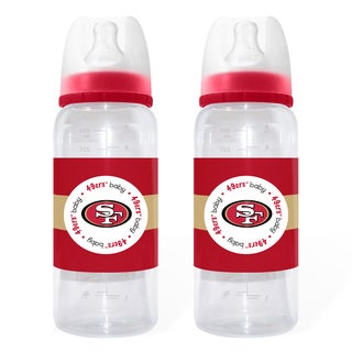 San Francisco 49ers 2-piece Baby Bottle Set