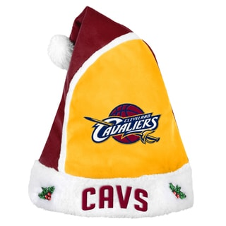 Cleveland Cavaliers 2015 NBA Polyester Santa Hat