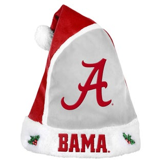 Alabama Crimson Tide 2015 NCAA Polyester Santa Hat