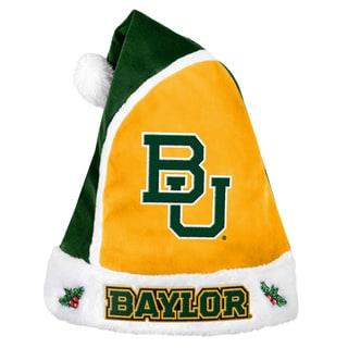Baylor Bears 2015 NCAA Polyester Santa Hat