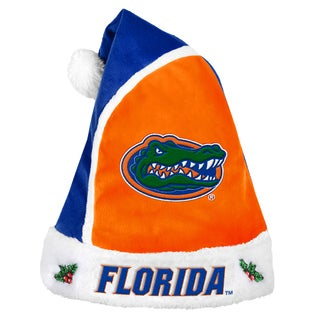 Florida Gators 2015 NCAA Polyester Santa Hat