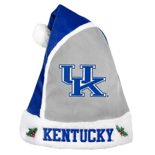 Kentucky Wildcats 2015 NCAA Polyester Santa Hat