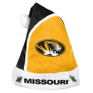 Missouri Tigers 2015 NCAA Polyester Santa Hat