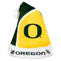 Oregon Ducks 2015 NCAA Polyester Santa Hat