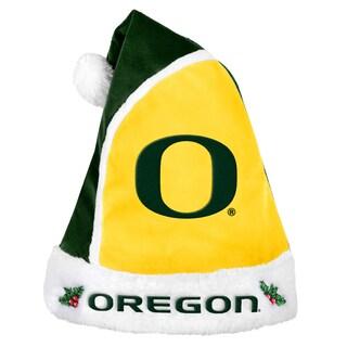 Oregon Ducks 2015 NCAA Polyester Santa Hat