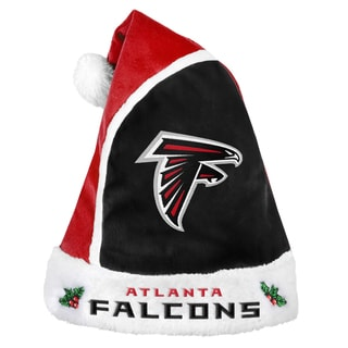 Forever Collectibles Atlanta Falcons 2015 NFL Polyester Santa Hat