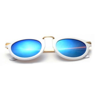 Round Sunglasses with Colored Lens 50MM