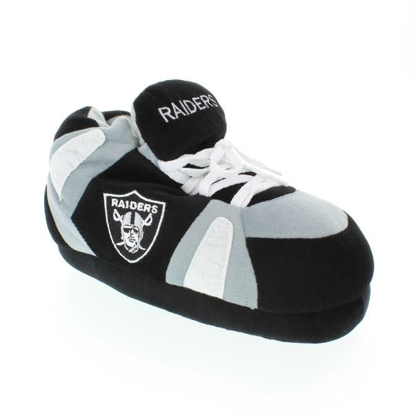 Oakland Raiders Unisex Sneaker Slippers