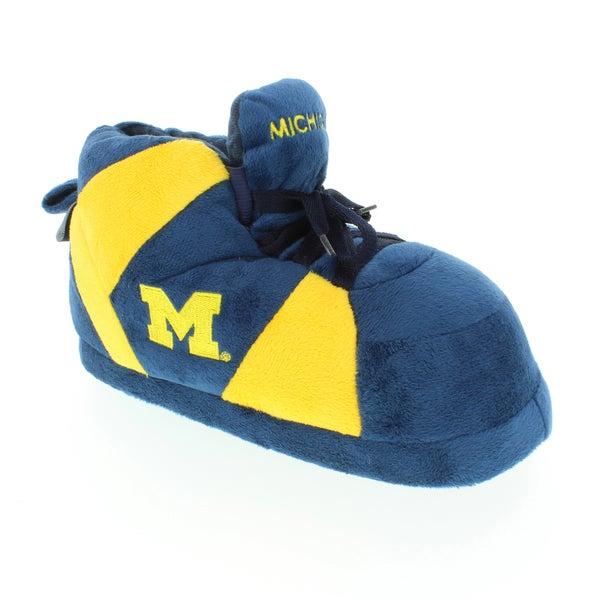 Michigan Wolverines Unisex Sneaker Slippers