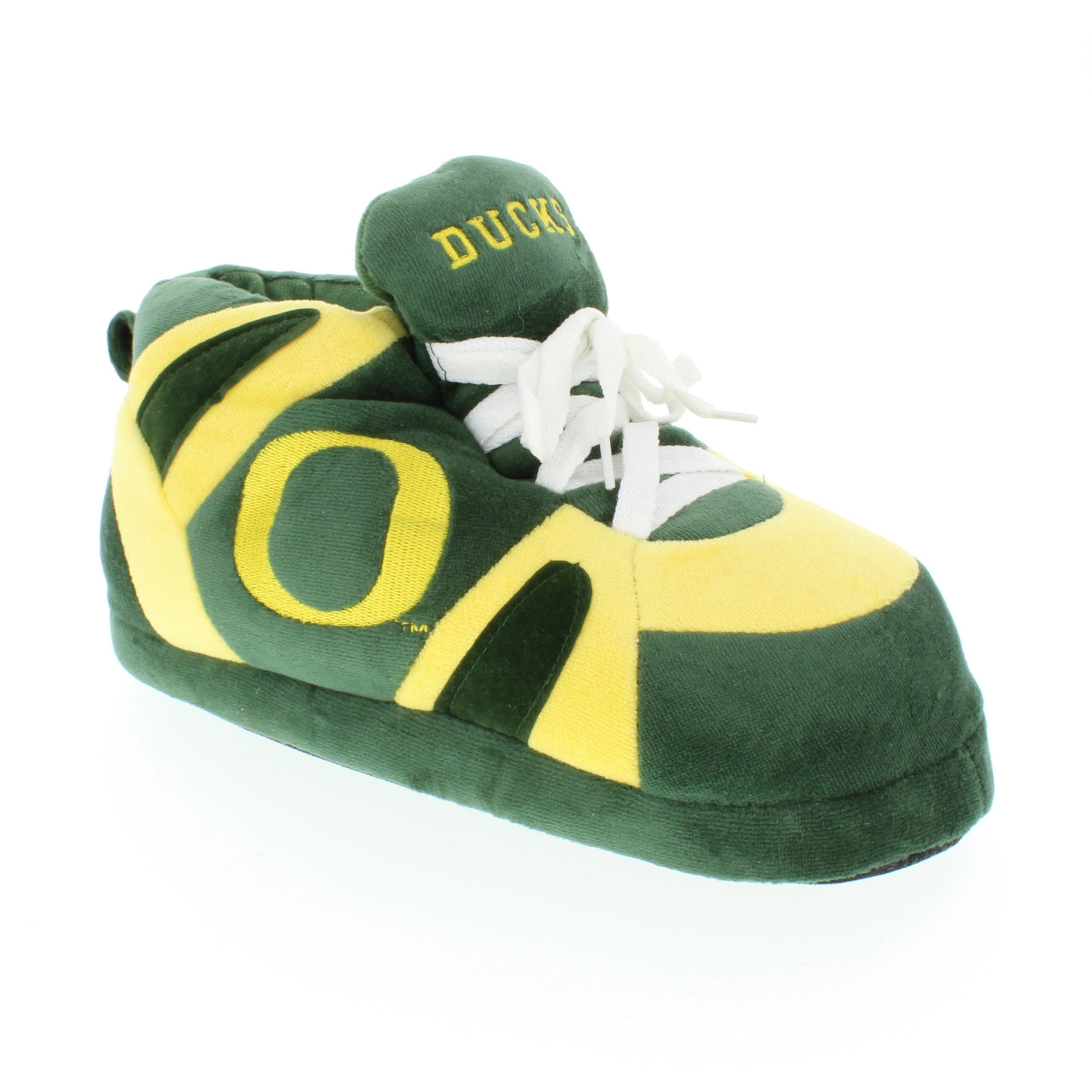 Comfy Feet Oregon Ducks Unisex Sneaker Slippers (Small - ...