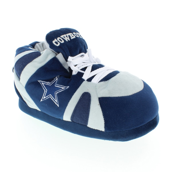 8660e594 Shop Dallas Cowboys Unisex Sneaker Slippers - Free Shipping On ...