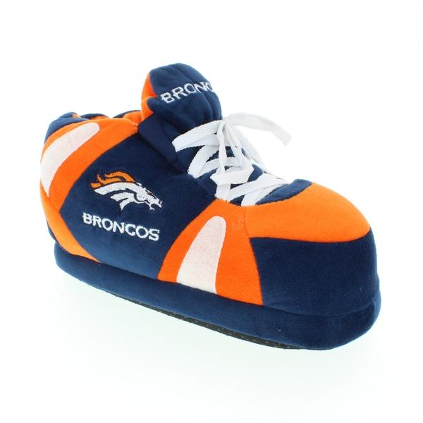 Denver Broncos Unisex Sneaker Slippers