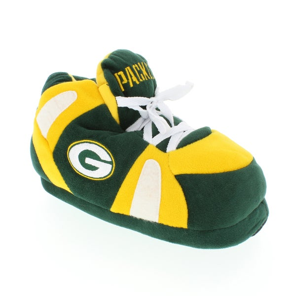Green Bay Packers Unisex Sneaker Slippers