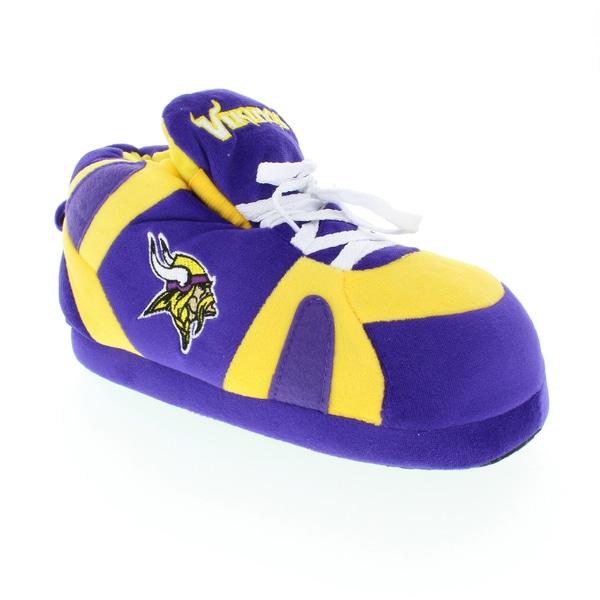 Minnesota Vikings Unisex Sneaker Slippers - Minnesota Vikings