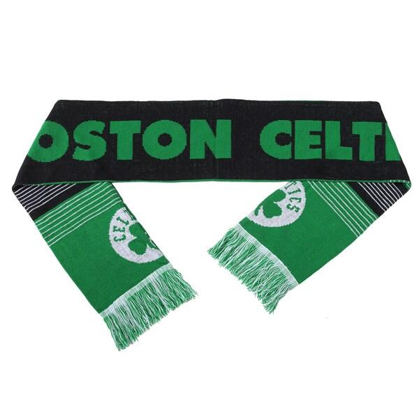 Forever Collectibles NBA Boston Celtics Split Logo Reversible Scarf