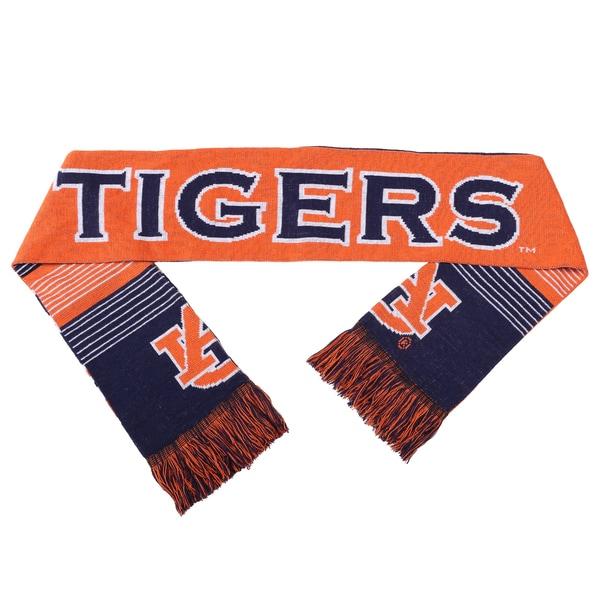 Auburn Tigers Split Logo Reversible Scarf